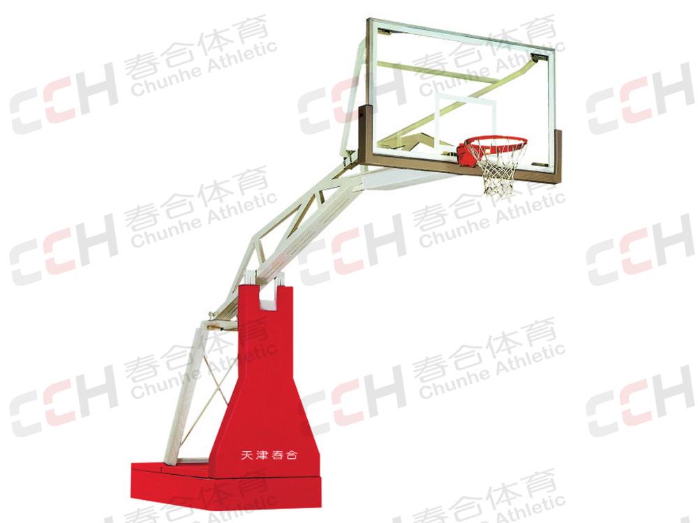 01235型电动液压篮球架