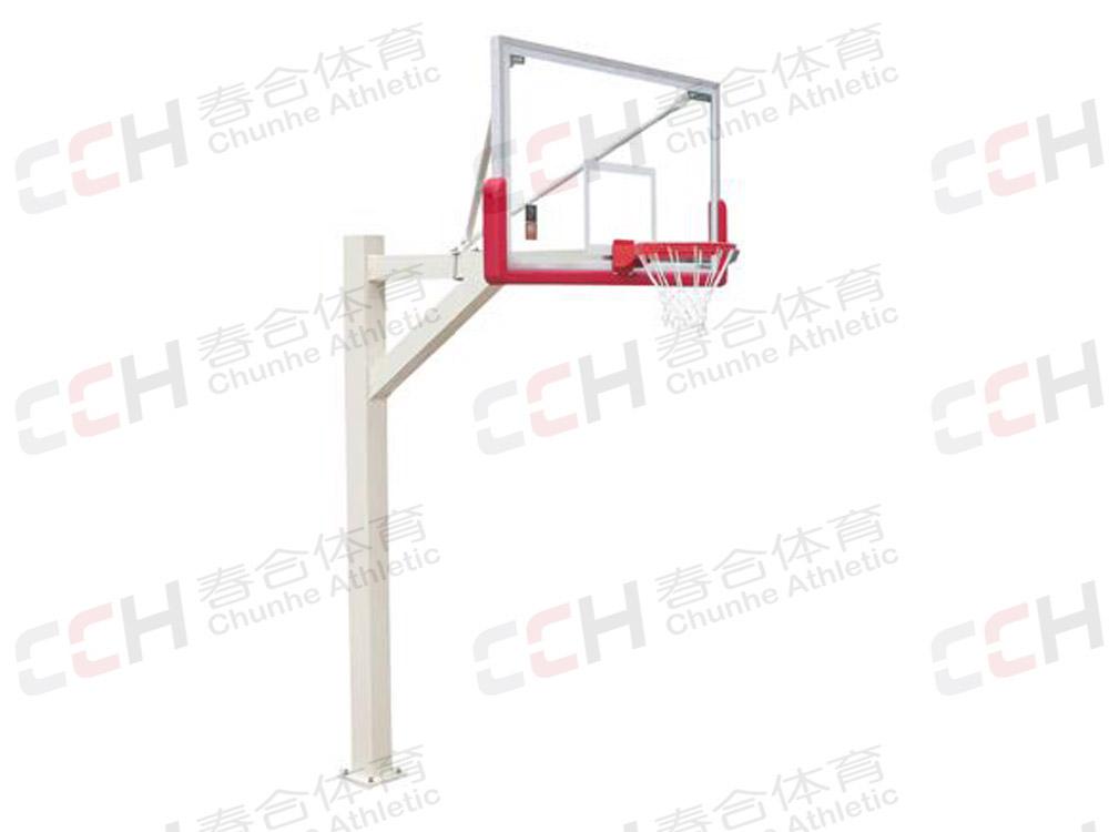 63195型地埋篮球架