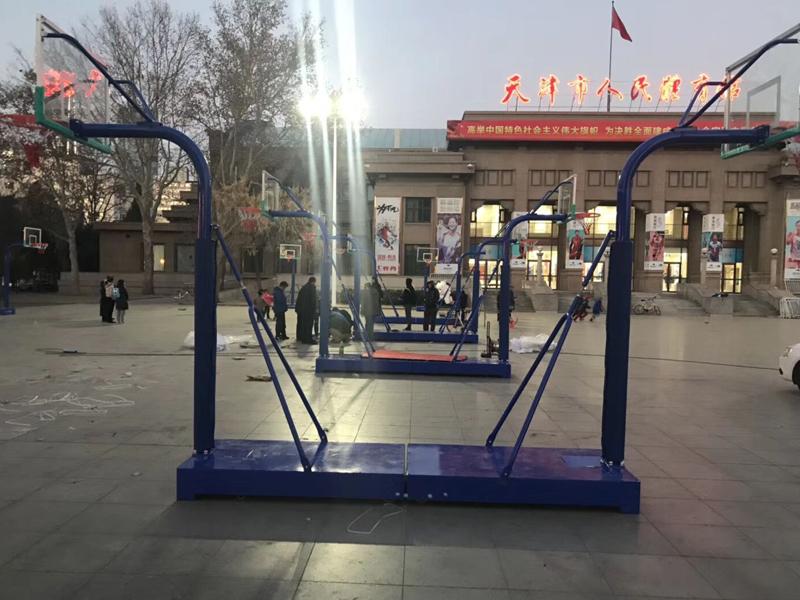 人民体育馆广场